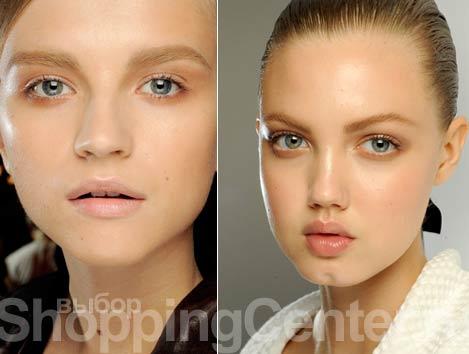 Модный макияж 2011. Фото