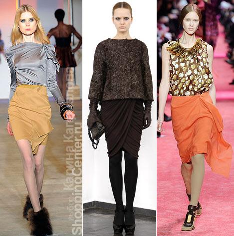 Модные юбки, фото
