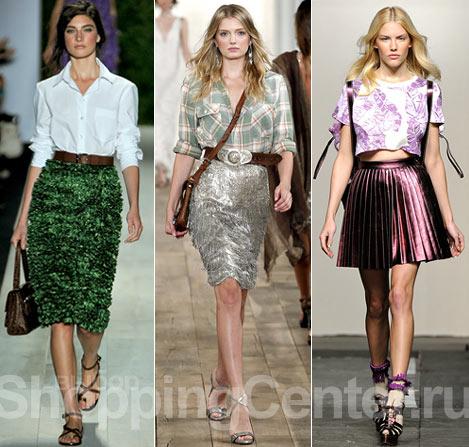 Модная весна 2011. Модные тенденции