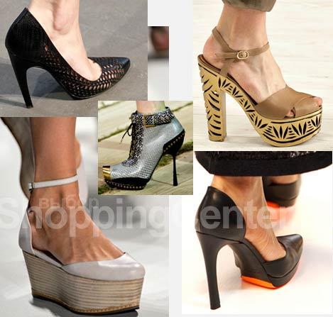 Мода. Весна - Лето 2011. Модные тенденции