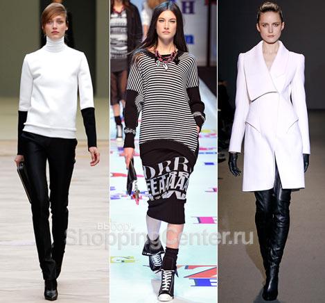 Модная осень. Модные тенденции осени