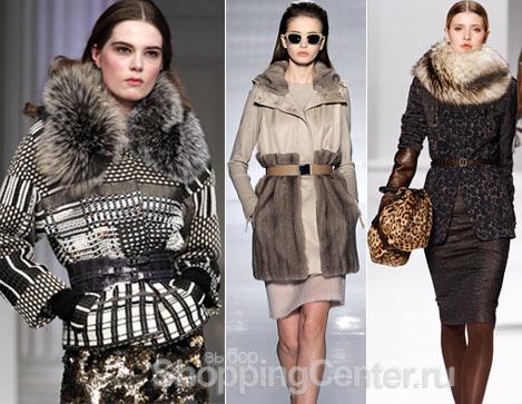 Модная Осень 2012, жакеты.  Фото из модных осенних коллекций: Oscar de...