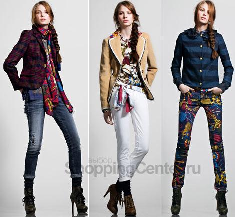 С чем модно носить женские джинсы, фото
