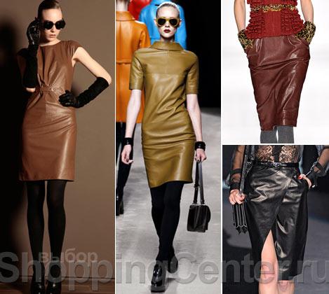 Мода на осень 2011, осенняя мода. Модные вещи, фото