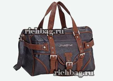 Модные молодежные сумки.  Женская сумка.  Модные тенденции - 2009 Весна...