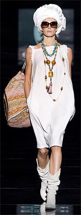 Модные украшения, бижутерия, аксессуары Весна, Лето 2009 Фото. Модные тенденции