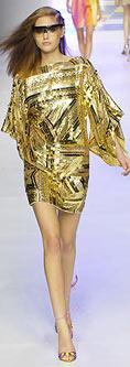 Мода Лето 2009.  Выпускное платье на выпускной вечер. Платье на выпускной бал