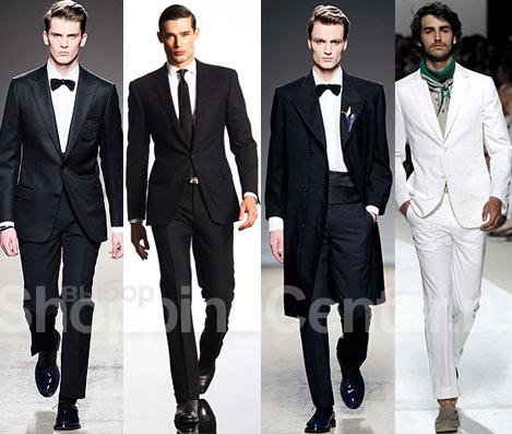 Мужские костюмы на свадьбу. Мода 2011. Мужская одежда. Фото