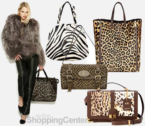 Модные женские сумки 2010Модные тенденции Зима 2011, фото женских сумок.