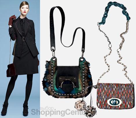 сумки 2012 и сумочки.  Фото женских сумок.