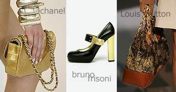 Автор.  АРХИВ.  Модная обувь и сумки Весна-Лето 2008.