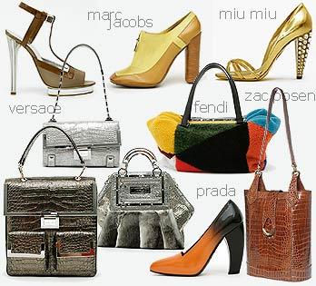 Модная обувь сумки модные аксессуары