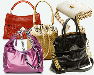 ъ Модные сумки 2010 от Kathleen Dustin.  Нестандартный подход и...