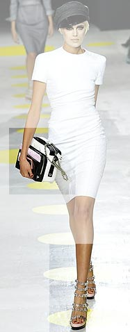 Модная обувь, сумки.  Весна, Лето 2009 модные тенденции сезона.