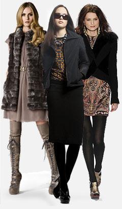 Все еще остается нам с лета мода с элементами стилей хиппи и этники.