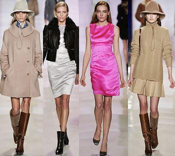 Модное пальто осень-зима 2010-2011 - главные тенденции, reebok пуховик.