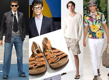 стиль одежды для мужчин.