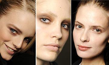 Модный макияж. Осень, Зима - 2010